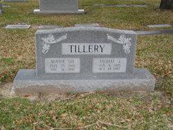 Thomas Jefferson T.J. Tillery