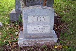 Minerva Lucille <i>Chapman</i> Cox