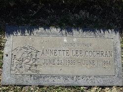 Annette Lee Cochran