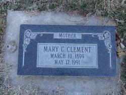 Mary Charlotta <i>Johnson</i> Clement
