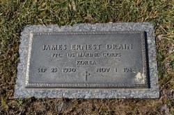 James Ernest Drain