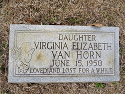 Virginia Elizabeth Van Horn