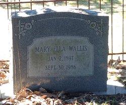Mary Ella Wallis