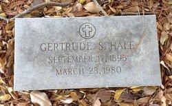 Gertrude Marrianne <i>Stolterfoht</i> Hale