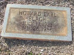 Howard Earl Black