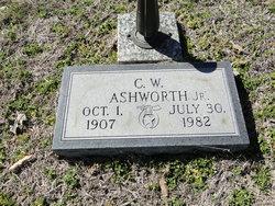 C W Ashworth, Jr