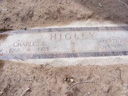 Mattie Martha <i>Howard</i> Higley