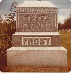 Lyman Luke Pete Frost, Sr