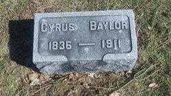 Cyrus A Baylor