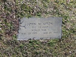 John Miller Aiton, Jr