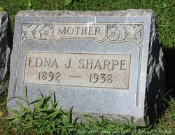 Edna Jane <i>Worthington</i> LaMonte