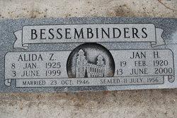 Alida Z Bessembinders