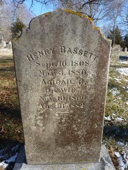Abigail Russell <i>Crocker</i> Bassett
