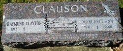 Margaret Ann Clauson