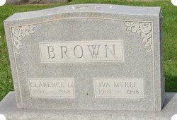 Iva P. <i>McKee</i> Brown