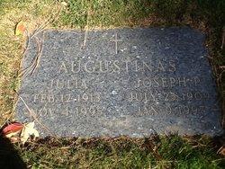 Julia A <i>Grigas</i> Augustinas