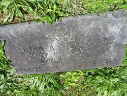 Lieut John Ambrose Stockard