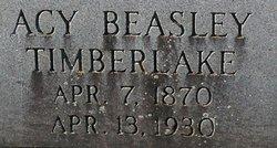 Acy Beasley Timberlake