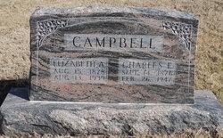 Elizabeth <i>Carter</i> Campbell