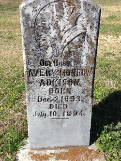 Avery Monroe Adkison