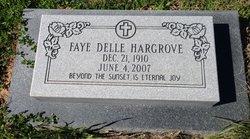 Faye Delle Hargrove