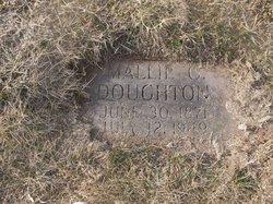 Mallie Custis <i>Cox</i> Doughton