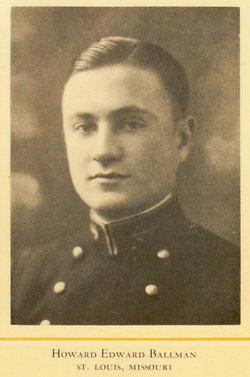 Howard Edward Ballman