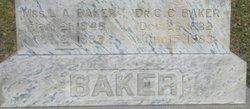 Dr Charles Cloud Baker