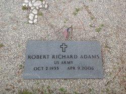 Robert Richard Adams