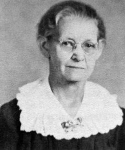 Mary Camilla <i>Holladay</i> Bradham