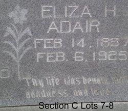 Eliza Adair