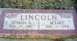 Georgia A. Lincoln