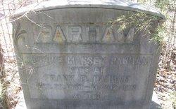Katherine <i>Massey</i> Parham