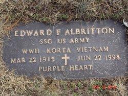 Edward Fowler Albritton