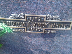 Andrew Stephen Andy White