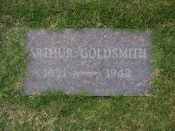 Arthur M Goldsmith