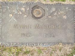 Minnie Drucilla Murdock