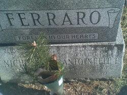 Antoinette <i>Romano</i> Ferraro