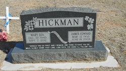 Mary Ann <i>Shephard</i> Hickman