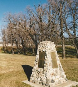 Brandon Mental Hospital Cemetery (Old Site)