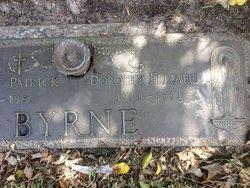 Dorothy Elizabeth Dot <i>Gilfoil</i> Byrne