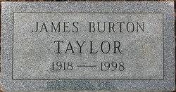 James Burton Taylor