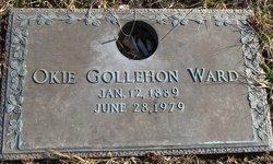 Okie Cleo <i>Gollehon</i> Ward