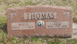 Maud May <i>Merritt</i> Thomas