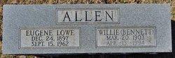 Eugene Lowe Allen