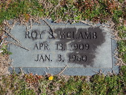 Roy Samuel McLamb