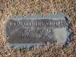 Donald Haynes Parrish