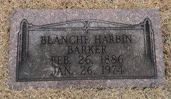 Blanche <i>Hackard</i> Barker