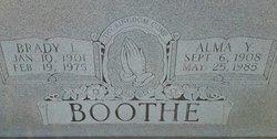 Homer Brady Lee Boothe
