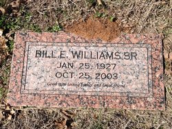 Bill Eugene Williams